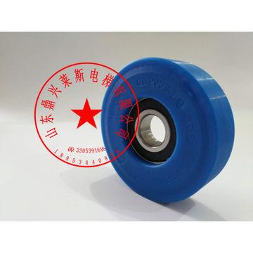 China Elevator Accessories Chain Wheel, 76/22/6203 GO 290 AJ Ladder Chain Wheel, Roller Guide Wheel