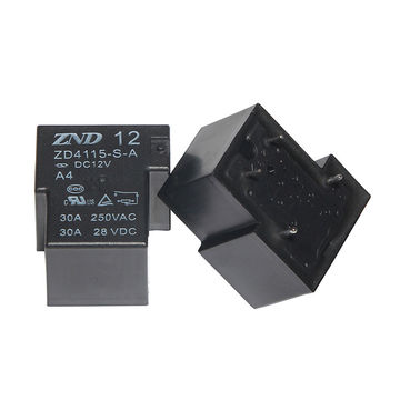 China ZD4115/T90/Normally Open Type Electromagnetic Relay