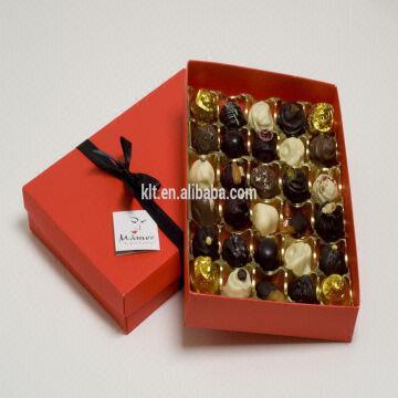 Valentine S Day Chocolate Box Truffle Box Candy Box Cardboard