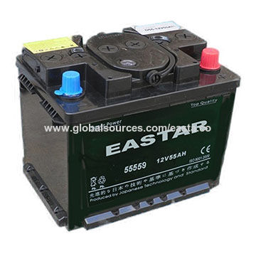 Dry Charger Automobile Batteries China