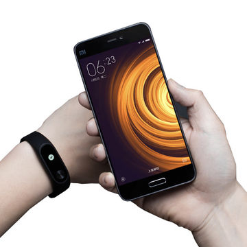 China Xiaomi band 2, touch screen OLED smart bracelet