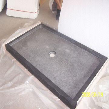 china natural stone shower trays manufacture