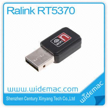 150Mbps WiFi USB Aadapter Ralink RT5370 Chipset 2dBi SMA Antenna