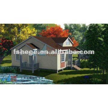 Villa house - earthquake proof house design 1 Easy to build