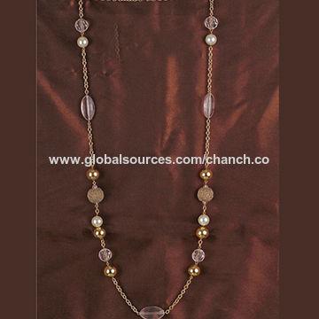 e8a3a5e162b17 Fashion Long Chain Necklaces