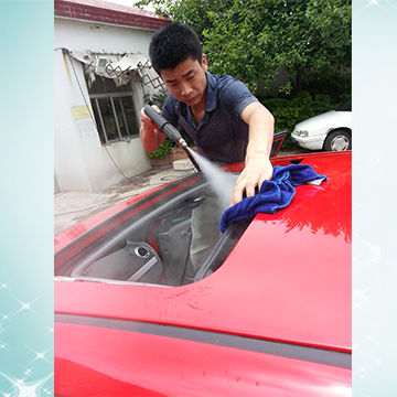 China 15-bar steam car washing machine with plastic shell and CE approved