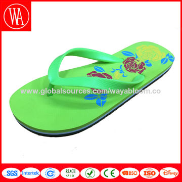 da1e008791f7 China Casual Slippers from Xiamen Trading Company  Xiamen Wayabloom ...
