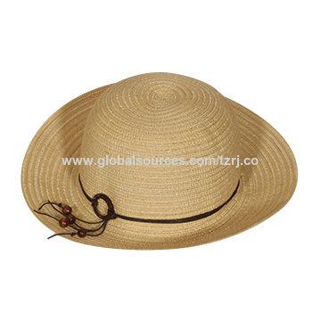 d55147d8154 Straw Beach Hat