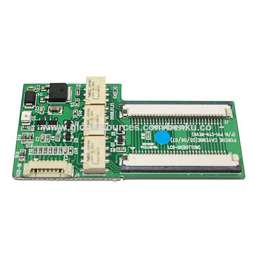 China Multimedia video interface with can for model RGB-LE U