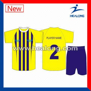 589ef88f9 Custom Made Youth Football Jerseys Wholesale Soccer Uniform | Global ...