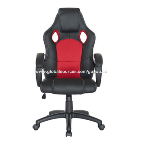 China Red Mesh Back Racing Chair Office Furniture Buy Chair From China ...