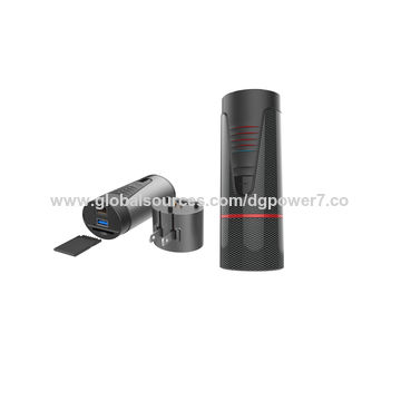 Transformer II Mini WiFi Router with Wireless Storage Function and Power Bank