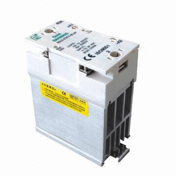 Omron Singlephase Solidstate Relay AllinOne Heatsink 12V DC