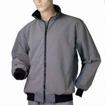 EMS Reflective Bomber Jacket 1. HYGY Multi-functional fabric 2 ...