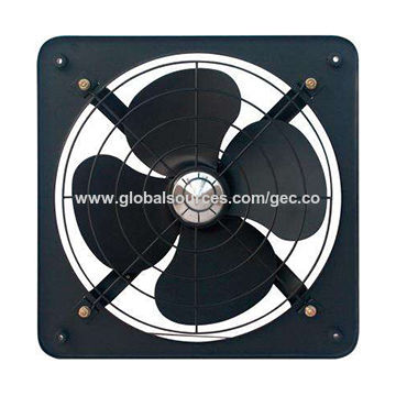 Global Sources: China 4-inch Metallic Industrial Exhaust Fan