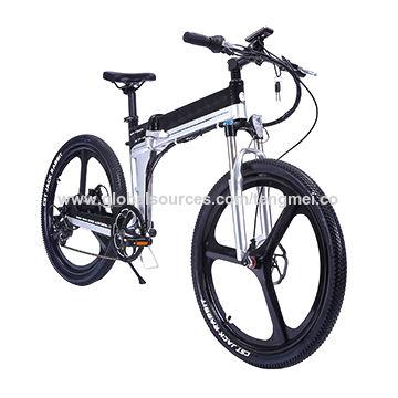 772c1c8bfb4 China Electric folding bikes, electric 250w Hummer Floding operator mountain  bike ...