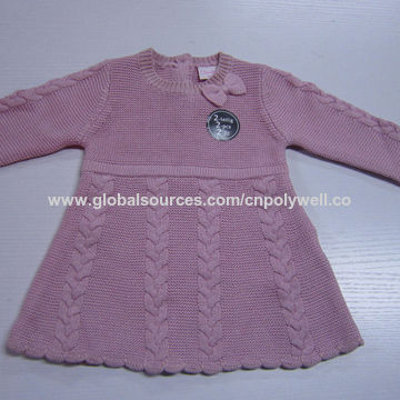 1c64698e1 China 100% cotton baby dress + briefs on Global Sources