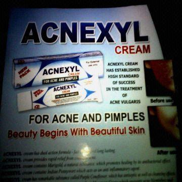 Acnexyl Cream For The Treatment Of Acne Vulgaris Global Sources