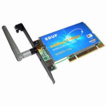 802.11G WIRELESS LAN PCI ADAPTER 64BIT DRIVER