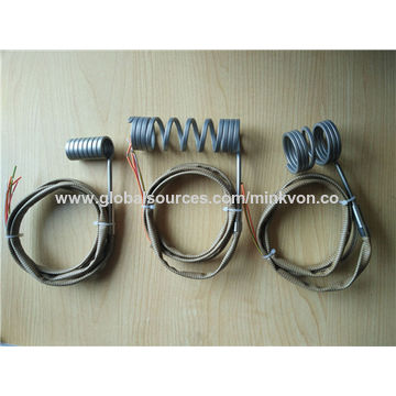 China Electric Spiral Coil Heater