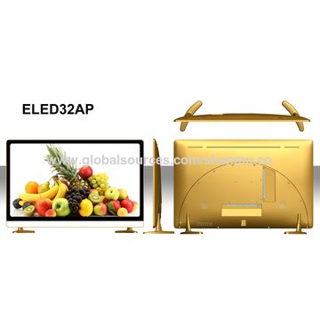 """China Smart Android 32"""" LED TV with aluminum cabinet"""