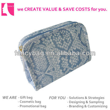 Product Categories > Cosmetic bag - Python Pattern Snake Pattern