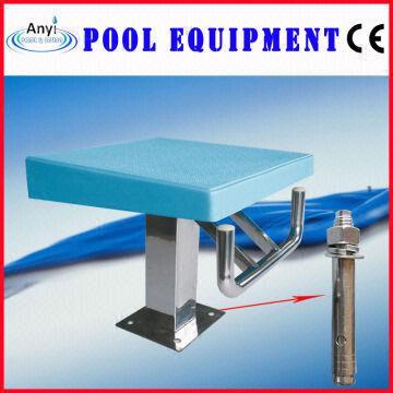 Swimming pool starting platform,olympic starting blocks: 1 ...