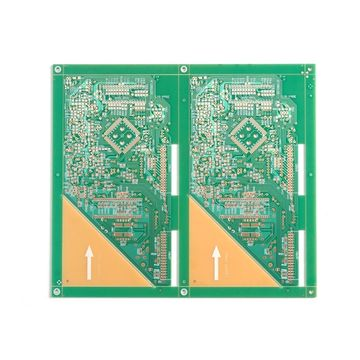 Double-sided ENIG PCB