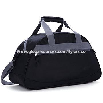 92aaf36bf Cheap Foldable Nylon Custom Tote Sports Gym Duffel Bag Foldable Travel Bag  China Manufacturer