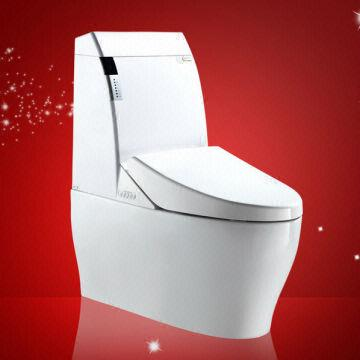 Intelligent Smart Automatic Self-clean Toilet Seat   Global Sources