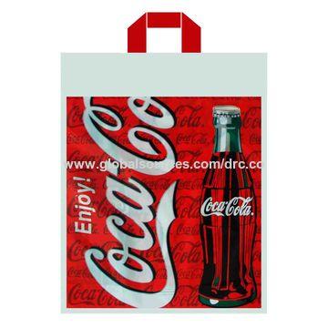 China Soft Durable Loop Handle Bag