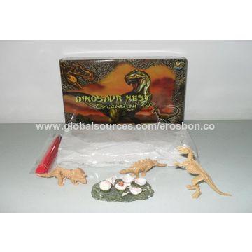 China Dinosaur Bone Excavation Kit from Shanghai Trading