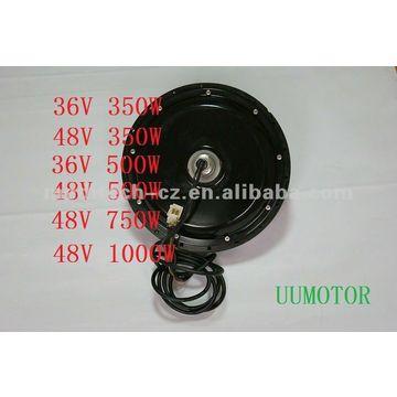 Ungrouped - 48v 1000w Electric Bicycle Hub Motor Brushless