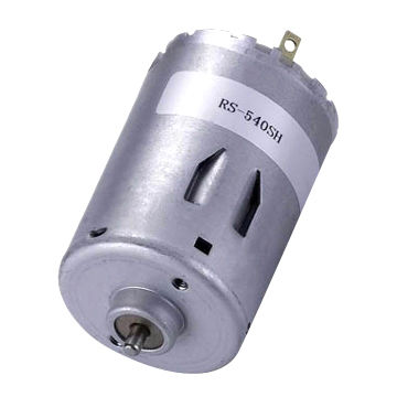China 7 2V DC Small Electric Motor, Ideal for Children's