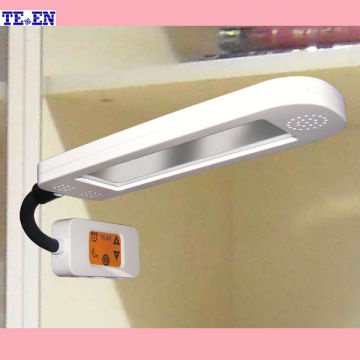 Wall Desk Lamp: Dimmable led office and home eye protect white color wall mount desk lamp  DL3,Lighting