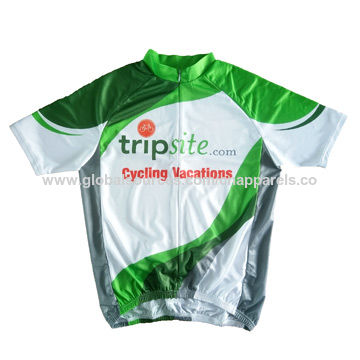 77e43049d China Men s quick dry sublimation short sleeves cycling jersey ...