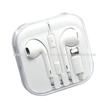 China New Lightning Wired Bluetooth Headphones Earphones For Iphone 7 8 Plus X On Global Sources