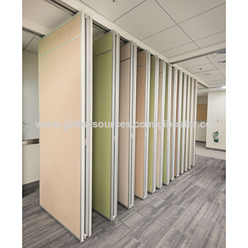 Aluminum Movable Partition Wall for Office Meeting Room Conference