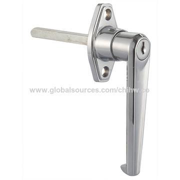 ... China Shed Door T Handle Lock,truck Panel Lock,lever Handle Lock,door  ...