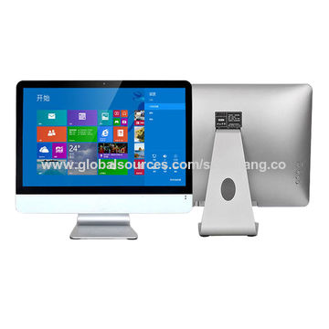 China 27-inch All-in-one PC,1920*1080 Resolution,Cherry Trail T X5 Z8300 /8350, 2.5GHz