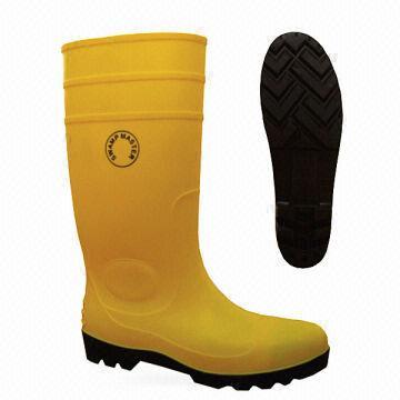 f047d9964ac3 China safety pvc rain boots
