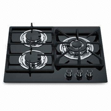 Nice ... China 3 Burner Built In GAS Stove