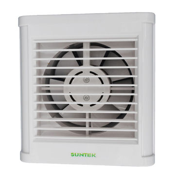 ... China Window Mounted Full Plastic Bathroom Exhaust Fan