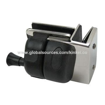 Hong Kong SAR Glass gate latch from Manufacturer: Kin Kei