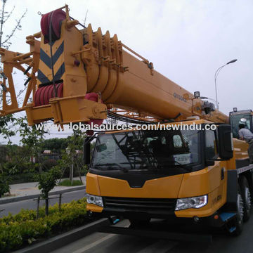 China Truck crane, 50-ton, QY50KA mobile, 50-ton crane