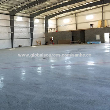 China industrial steel warehouse from Shijiazhuang Trading Company
