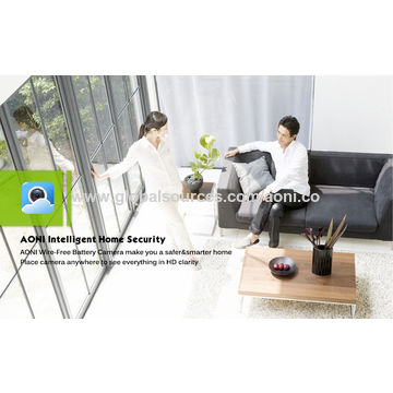 New Wireless WIFI Battery camera OV788,support PIR detection,10M IR distance,quick boot up,long life