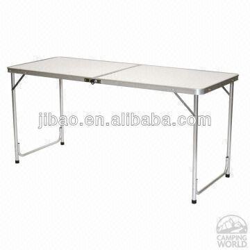 China 5 Ft Portable Large Folding Aluminum Table