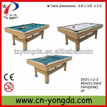 Merveilleux ... China Yd M205 7ft Multi Game Table