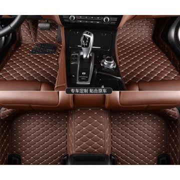Floor Mats For Car >> Honda Parts Leather Car Floor Mats 5d Full Surround Waterproof Car